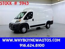 2015_Ram_ProMaster 2500_~ High Roof ~ Only 36K Miles!_ Rocklin CA