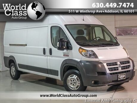 2015 Ram ProMaster Cargo Van CLEAN BACKUP CAMERA LEATHER SEATS Chicago IL