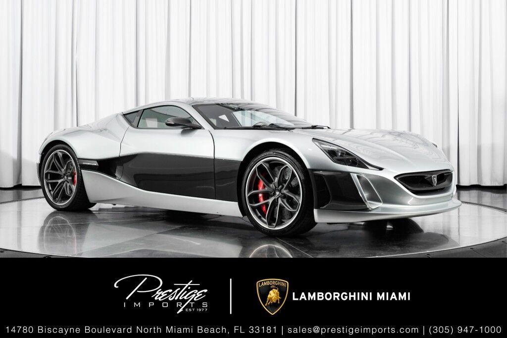 2015 Rimac Concept One North Miami Beach FL