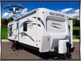 2015 Rockwood Signature Ultra Series 8329SS Triple Slide Travel Trailer Mesa AZ