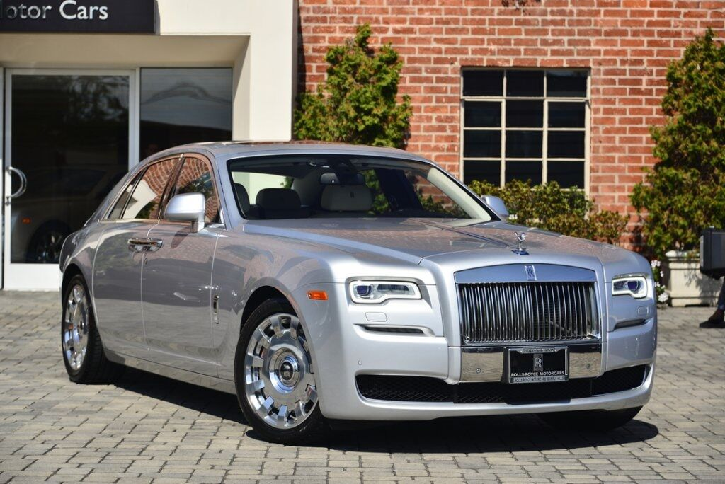 Used Rolls Royce Ghost Beverly Hills Ca