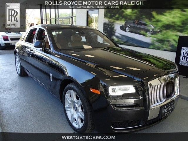 2015 Rolls-Royce Ghost 4DR SDN Raleigh NC
