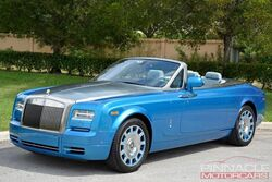 Rolls-Royce Phantom Coupe Drophead Waterspeed 1 of 35 2015