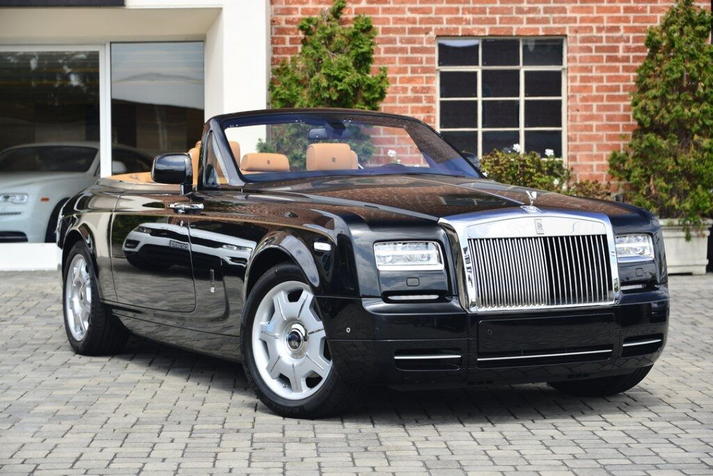 2015 Rolls-Royce Phantom Drophead Coupe  Beverly Hills CA