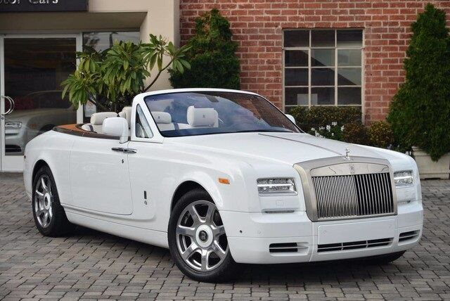 2015 rolls royce phantom drophead coupe beverly hills ca for Rolls royce of beverly hills