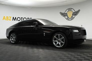 2015_Rolls-Royce_Wraith__ Houston TX