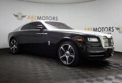 2015_Rolls-Royce_Wraith__ Houston TX