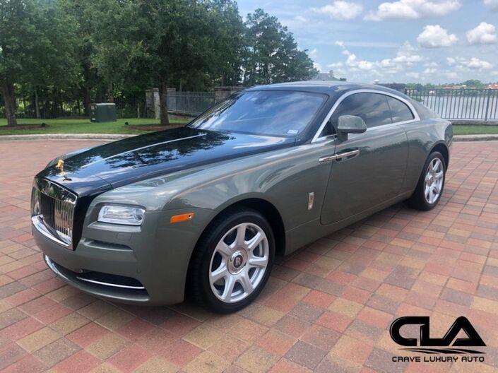 2015 Rolls-Royce Wraith  The Woodlands TX