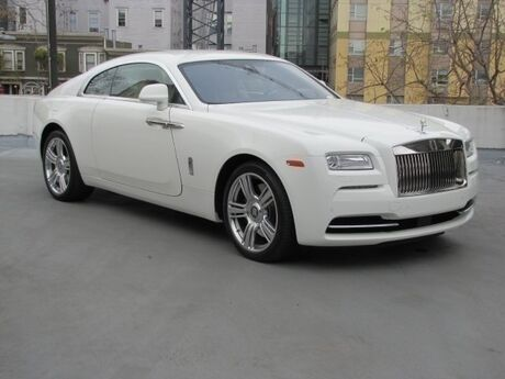 2015 Rolls-Royce Wraith Base San Francisco CA
