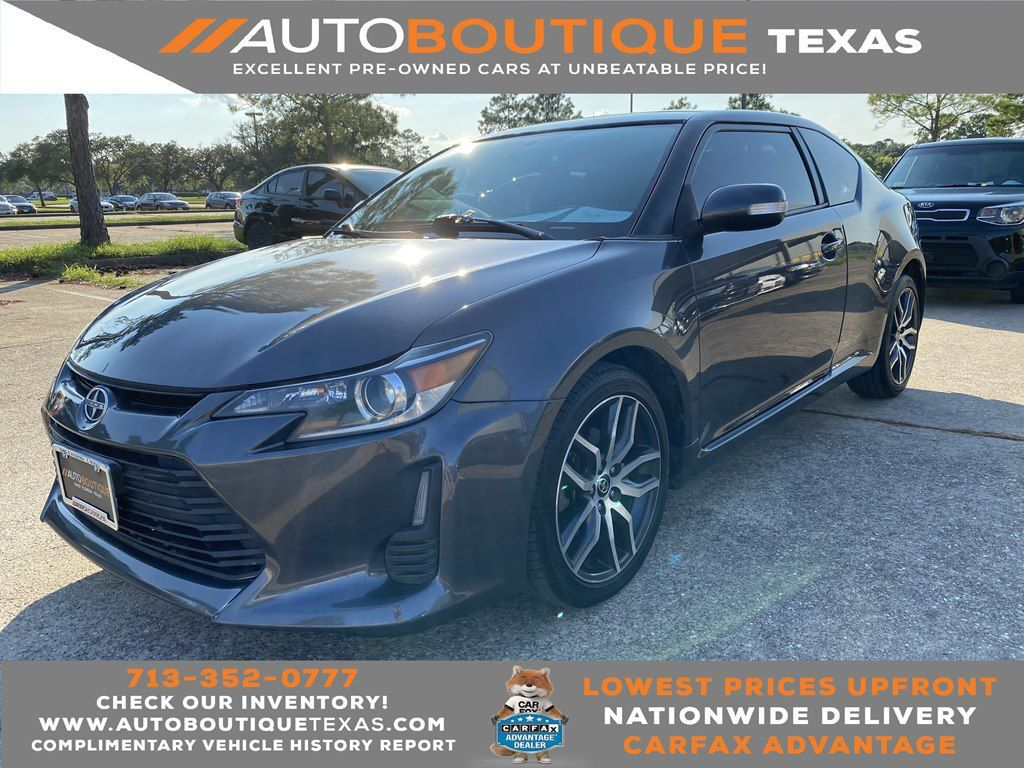 2015 SCION TC Houston TX