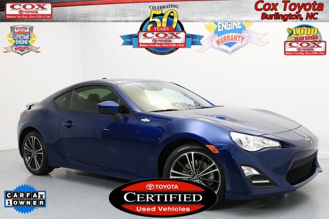 2015 Scion FR-S Base Burlington NC
