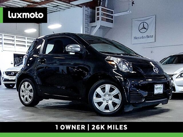 2015 Scion iQ 26k Miles 1 Owner Locally Owned Portland OR