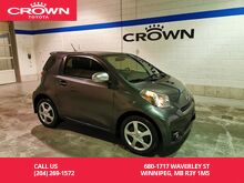 2015_Scion_iQ / Lease Return / Accident Free / Low Kms / Great Condition_3dr HB_ Winnipeg MB