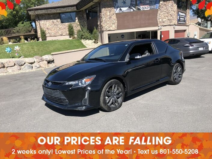 2015 Scion tC  Salt Lake City UT
