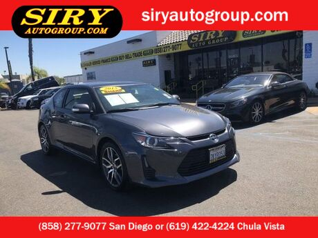 2015 Scion tC  San Diego CA