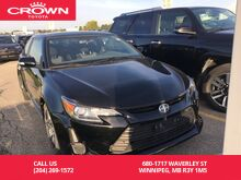 2015_Scion_tC_2dr Man / Lease Return / Local / One Owner / Low Kms / Great Condition_ Winnipeg MB