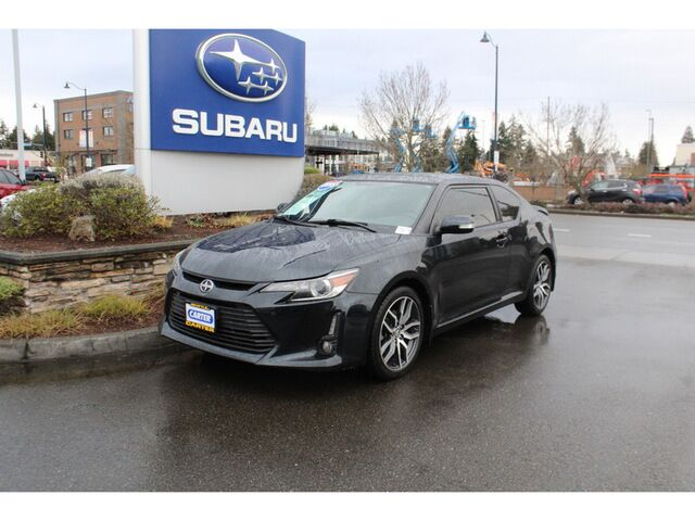 2015 Scion tC Base Seattle WA