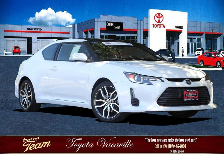 2015 Scion tC Hatchback Coupe Vacaville CA