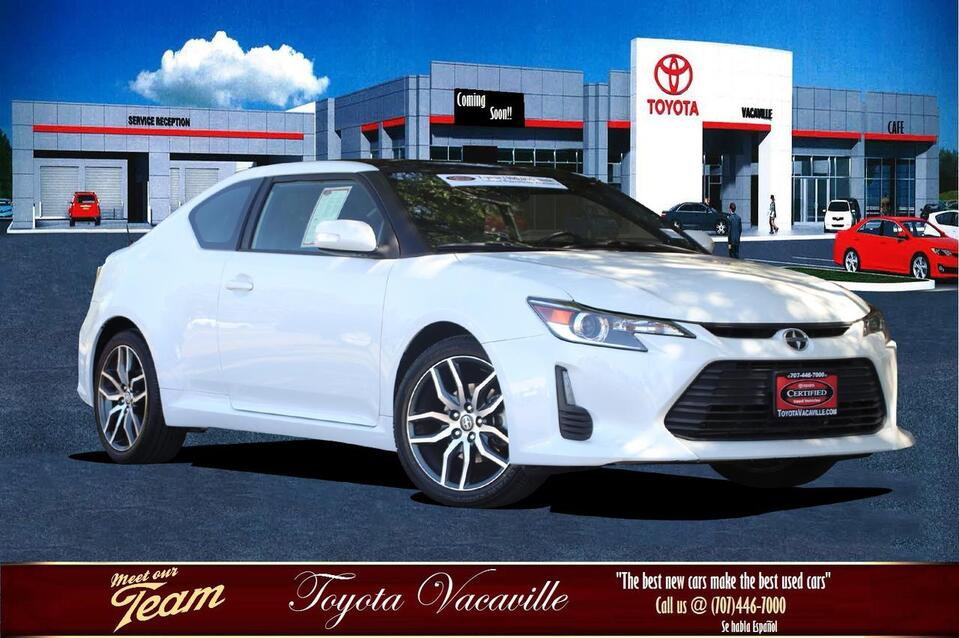 2015 Scion TC Hatchback Coupe Vacaville CA ...