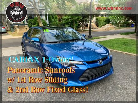 2015_Scion_tC_Release Series 1.0_ Arlington VA