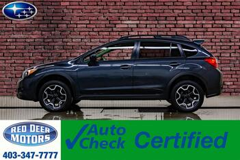 2015_Subaru_Crosstrek_AWD VX Premium Roof BCam_ Red Deer AB