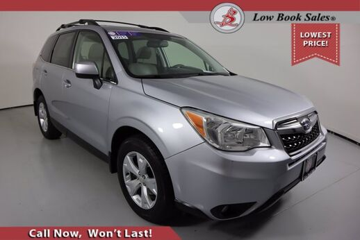 2015_Subaru_FORESTER_2.5i Limited_ Salt Lake City UT