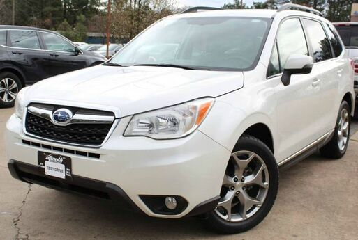 2015 Subaru Forester ** ALL WHEEL DRIVE ** - 2.5i Touring - w/ BACK UP CAMERA & PANORAMIC ROOF Lilburn GA