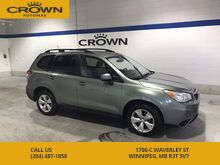 2015_Subaru_Forester *1 Owner Lease Return*_5dr Wgn CVT 2.5i Convenience_ Winnipeg MB