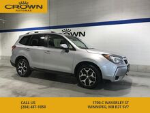 2015_Subaru_Forester_2.0XT Limited ** All Wheel Drive** Navigation** Remote Starter**_ Winnipeg MB