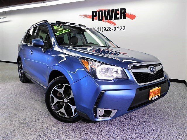 2015 Subaru Forester 2.0XT Touring Corvallis OR