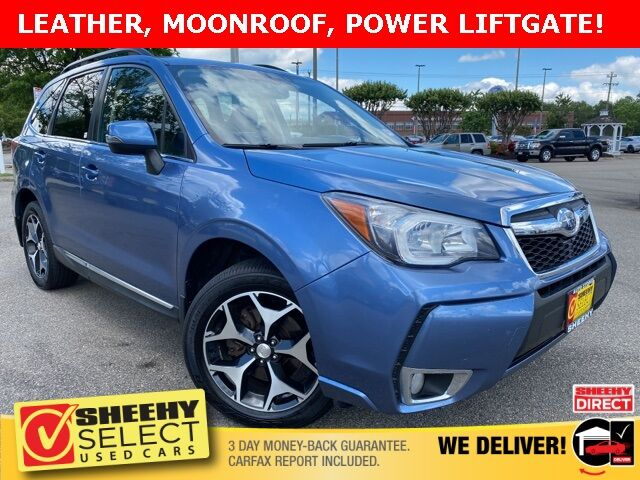 2015 Subaru Forester 2.0XT Touring Richmond VA