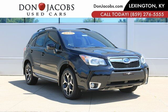2015 Subaru Forester 2.0XT Touring Lexington KY