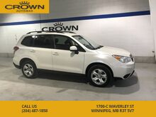 2015_Subaru_Forester_2.5I ** Heated Seats** Backup Camera** Bluetooth**1 Owner** Great Service History**_ Winnipeg MB