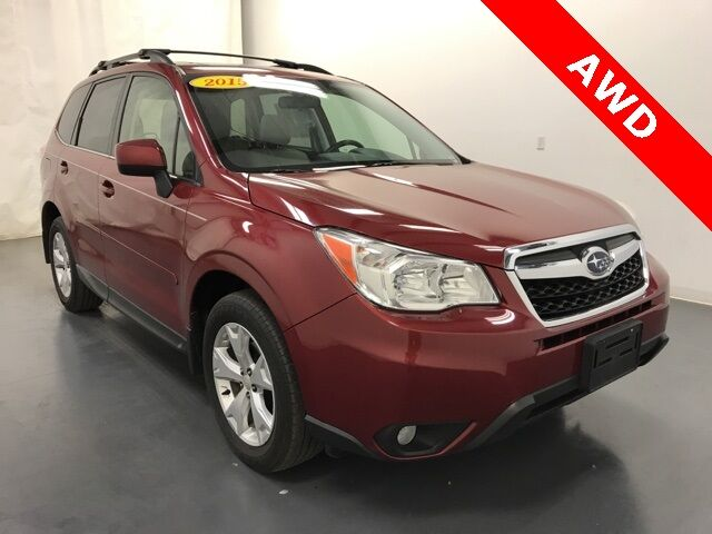 2015 Subaru Forester 2.5i Limited Holland MI