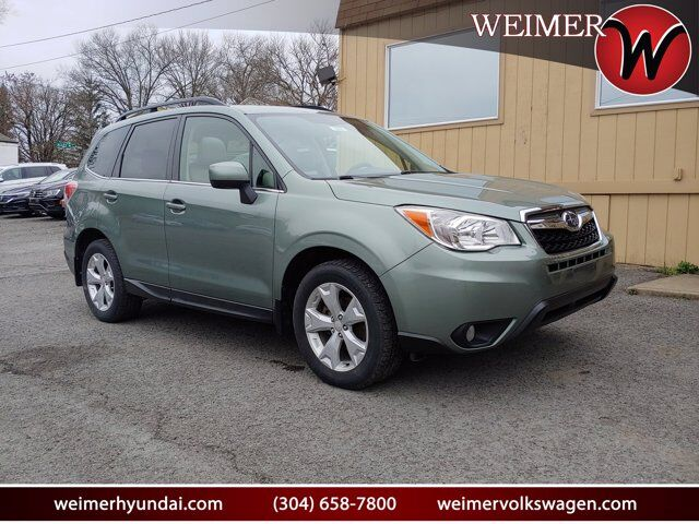 2015 Subaru Forester 2.5i Limited Morgantown WV