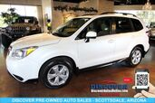 2015 Subaru Forester 2.5i Limited Sport Utility AWD 4D