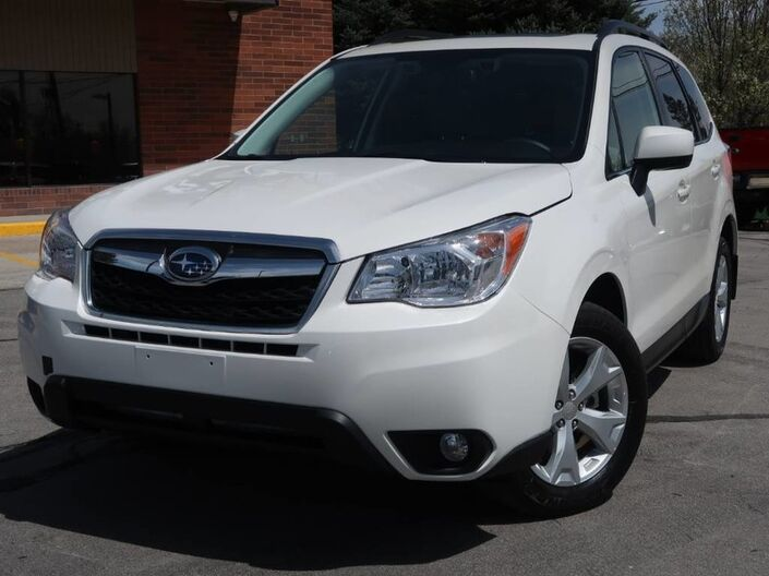 2015 Subaru Forester 2.5i Limited West Jordan UT