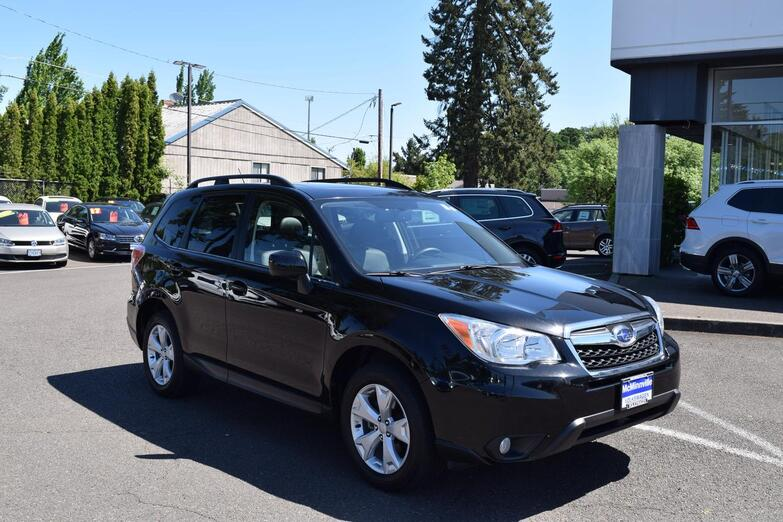2015 Subaru Forester 2.5i McMinnville OR
