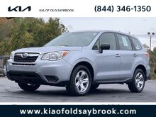 2015_Subaru_Forester_2.5i_ Old Saybrook CT