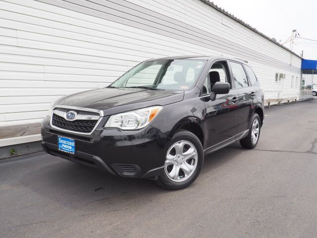 2015 Subaru Forester 2.5i Portsmouth NH