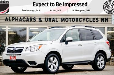 2015_Subaru_Forester_2.5i Premium_ Boxborough MA
