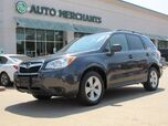 2015 Subaru Forester 2.5i Premium SUNROOF , BACKUP CAMERA, AUX AUDIO INPUT, HTD FRONT SEATS, CD PLAYER, KEYLESS ENTRY