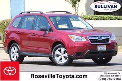 2015_Subaru_Forester_2.5i_ Roseville CA