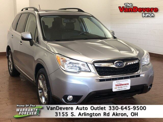 2015 Subaru Forester 2.5i Touring Akron OH