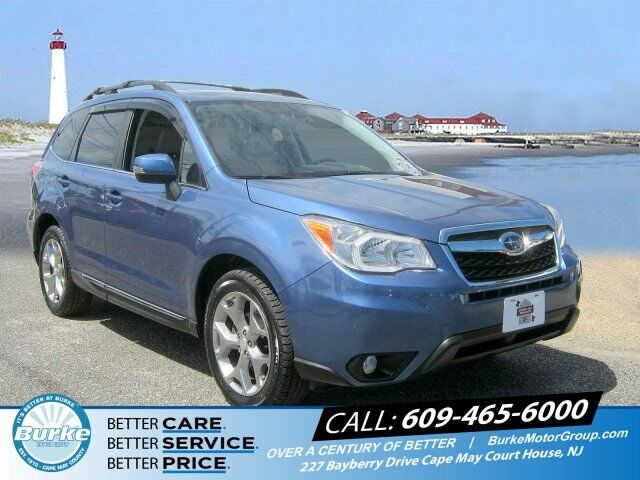 2015 Subaru Forester 2.5i Touring South Jersey NJ