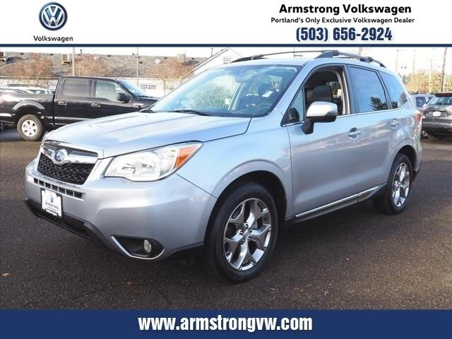 2015 Subaru Forester 2.5i Touring Gladstone OR