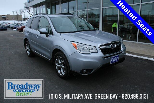 2015 Subaru Forester 2.5i Touring Green Bay WI