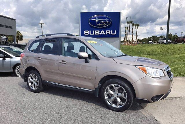 2015 Subaru Forester 2.5i Touring Leesburg FL
