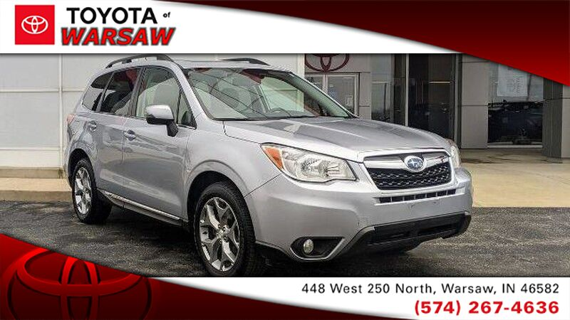 2015 Subaru Forester 2.5i Touring Warsaw IN