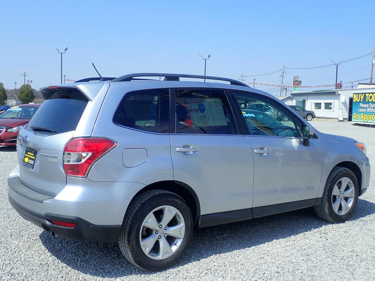 2015 Subaru Forester Limited AWD Cranberry PA